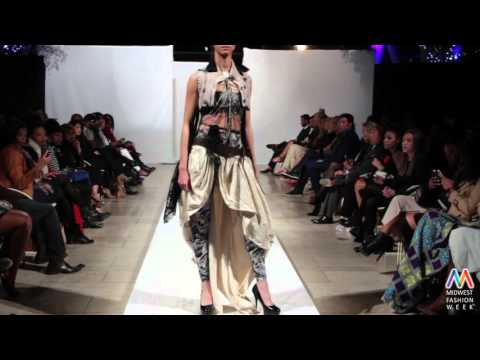 Midwest Fashion Week - Indianapolis - 2016 Fall - Erica Lee -  Grunge Beauty Couture