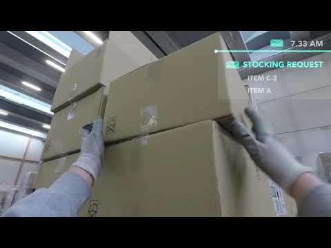 Logistics 4.0 - Augmented Reality Use Cases
