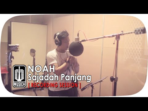 Cover Lagu Noah - Sajadah Panjang Recording Session