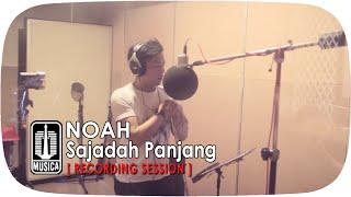 NOAH - Sajadah Panjang [Recording Session]