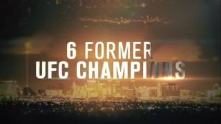 The biggest and baddest card ever: UFC 200