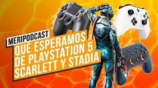 MeriPodcast 13x3: ¿Qué esperamos de PS5?