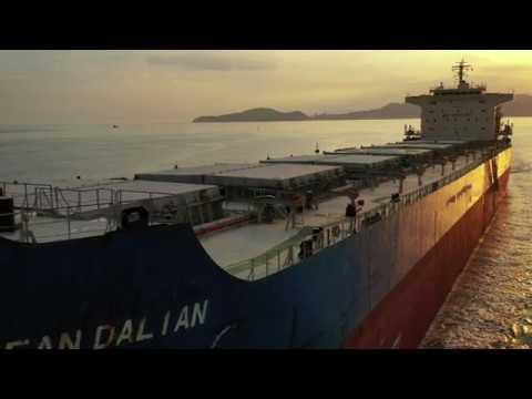 "Bulk Carrier ""Ocean Dalian"" - 02/04/2020"