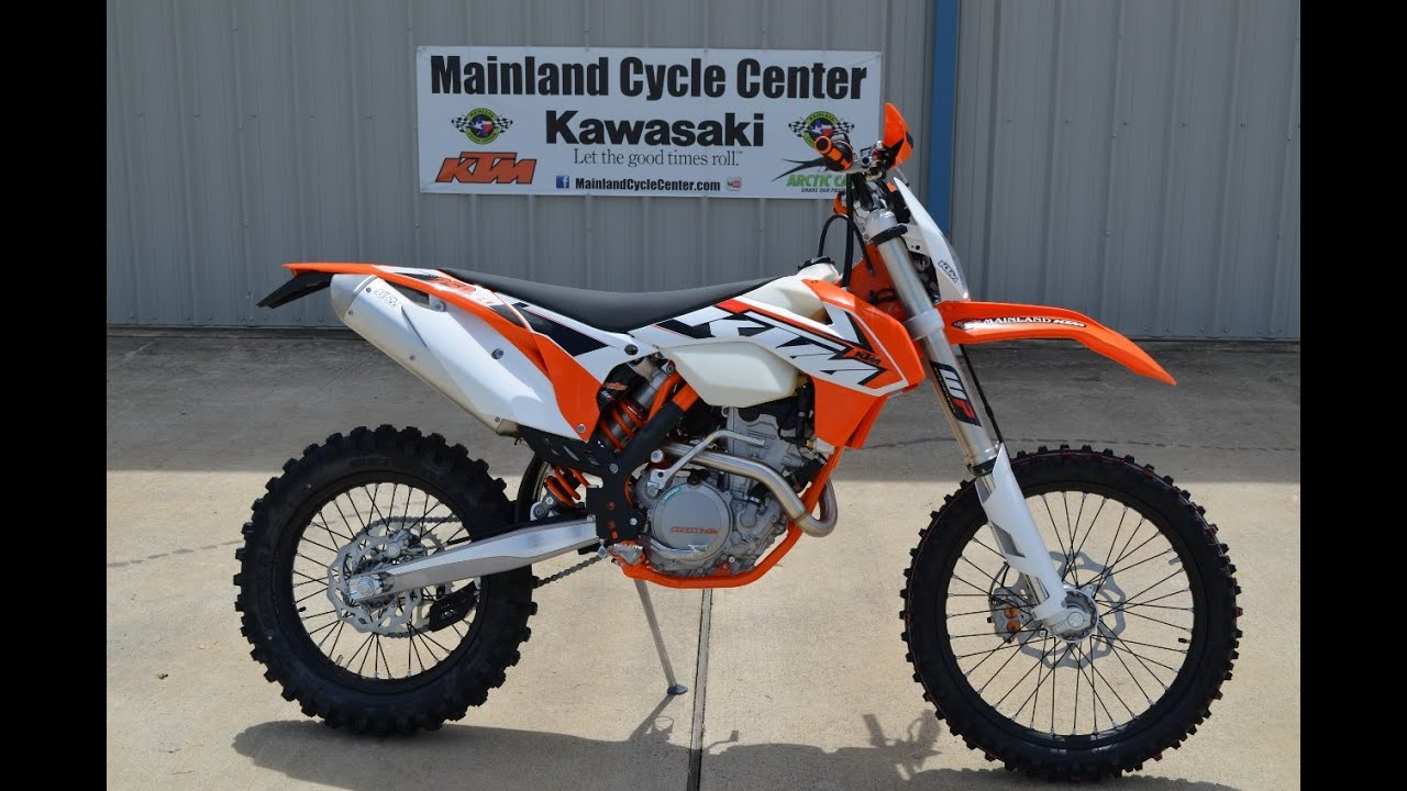 $8,599: 2015 ktm 250 xcf-w overview and review - youtube
