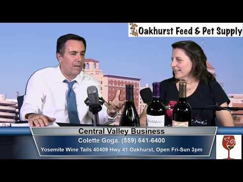 Colette Goga of Yosemite Wine Tails on Central Valley Business