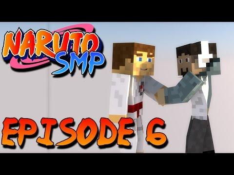 Minecraft Naruto SMP : Episode 6 : Kage Office