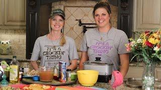 Two Meal Chicken - Crockin' Girls