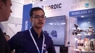 Nordic Semiconductor @ MWC 2015