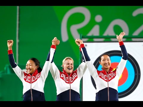 Биатлон Олимпийские виды спорта