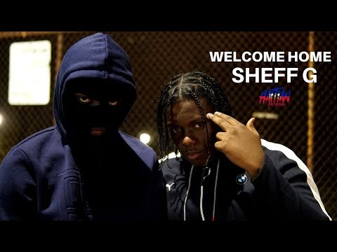 Sheff G - Welcome Home ( OFFICIAL VIDEO ) | Directed By @HaitianPicasso