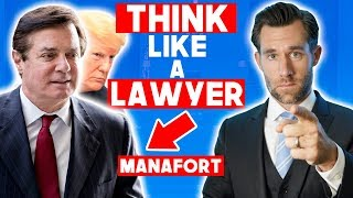 Real Law Review: Manafort Plea Explodes, Attorney Privilege Breached, Pardon? thumbnail