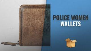 Our Favorite Police Women Wallets [2018]: POLICE Women