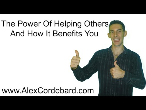 The Power Of Helping Others And How It Benefits You