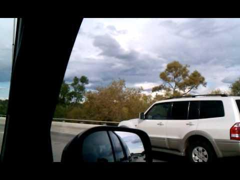 Tornado in san Diego??