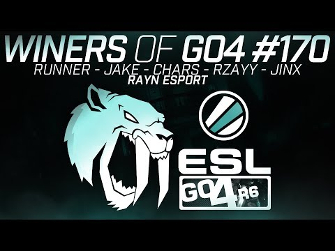 🔥 GO4 Xbox #170 Champions! 🏆 / RAYN ESport Vs Grassglove 2.0 Final! / Casted By LordAlphaTV