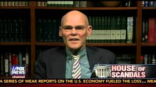 Michelle Malkin v James Carville Debate White House Scandals   Sean Hannity 6 5 13