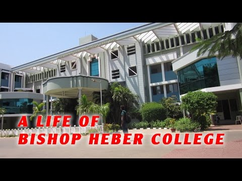 A Life Of Bishop Heber College | Short Film | A Film By Shanmuga Priyan & Team | Trichy