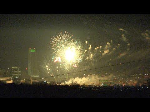 Omaha Lights Festival- New Year's Eve Fireworks Show- Dec. 31st, 2020