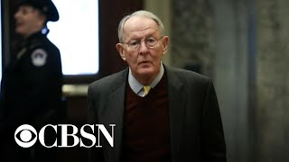 What role could retiring Senator Lamar Alexander play in the impeachment trial?