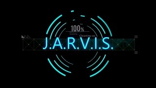 J.A.R.V.I.S. - Artificial intelligence from IronMan on my PC