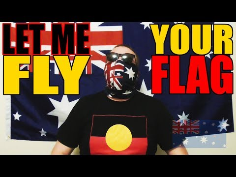 LET ME FLY YOUR FLAG