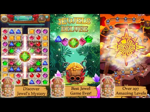 Jewels Deluxe Android Gameplay