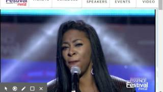 "Jessica Reedy ""Have Faith in Me"" Pt 2  Kim Burrell Tribute"