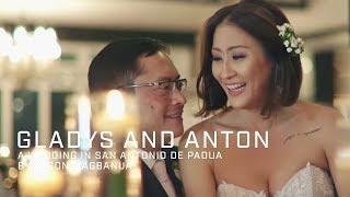 Gladys and Anton: A Wedding at San Antonio de Padua