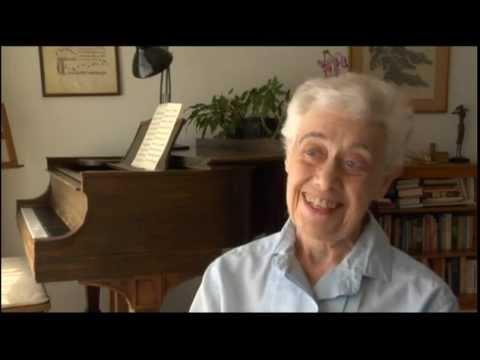Louise Behrend - Interview Part 1 of 8