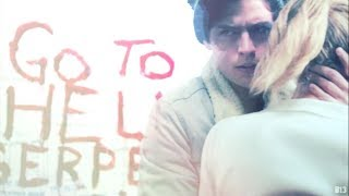 Betty & Jughead - Не вынести [Riverdale MV; Ривердейл клип]