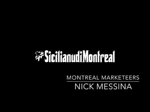 MM21 - Nick Messina: Sicilianu Di Montreal
