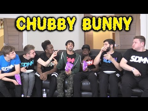 SIDEMEN CHUBBY BUNNY CHALLENGE!