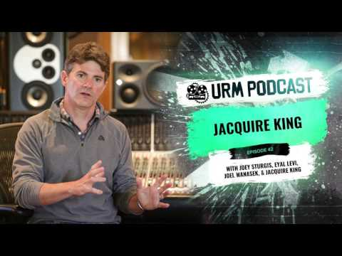 URM Podcast EP42 | Jacquire King