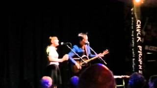 """Chuck Prophet & Stephanie Finch: """"Sorrow"""", """"Little Girl Little Boy"""""""