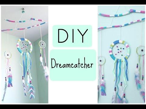 DIY: 3 Disk Dreamcatcher ♡ {Nursery Series} ♡ Jessica Joaquin