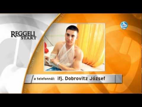 DIGI Sport, Reggeli Start – ifj. Dobrovitz József