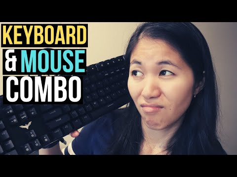 Havit Mechanical Gaming Keyboard And Mouse Combo With RGB Lighting  Review