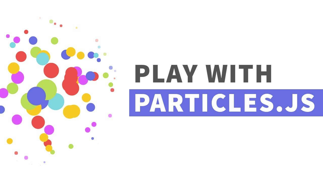 Play With Particles js