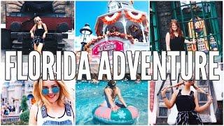 WALT DISNEY WORLD: OUR DISNEY FLORIDA TRIP - PART 1 | LucyAndLydia