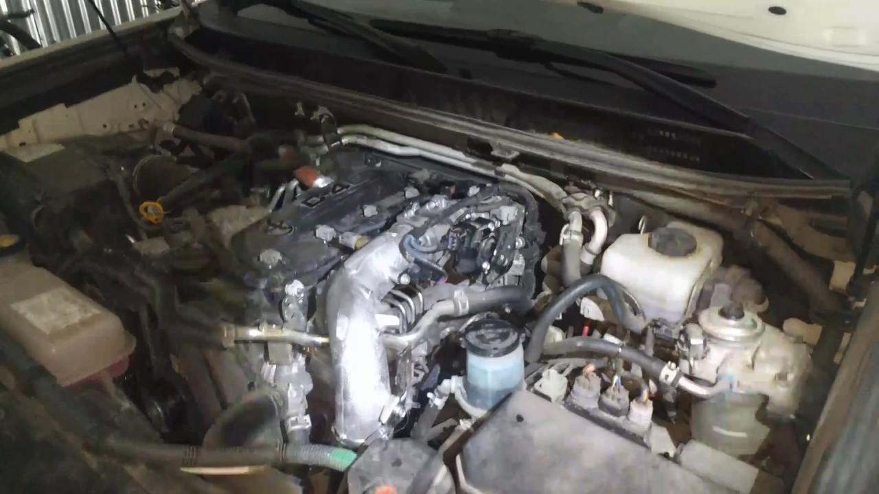 Прадо 150 1KD - без ЕГР с завода