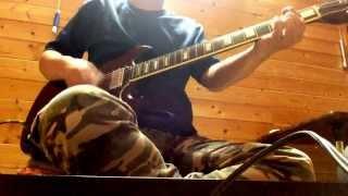 Malibu Beach Nightmare : HANOI ROCKS ハノイのマリブを弾いてみました...