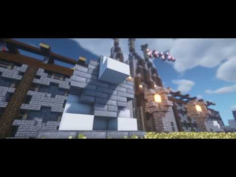 "Проморолик Minecraft Server - LordWars | ClanWar Hard ""Открытие"""