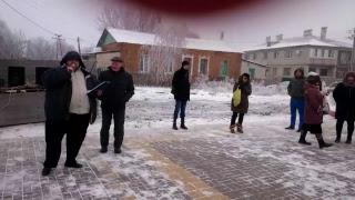 Митинг Волгоград 2 декабря 2017 Гумрак