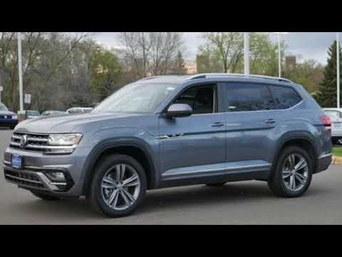 New 2019 Volkswagen Atlas Saint Paul MN Minneapolis, MN #90996