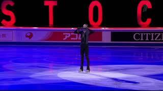 Александра Трусова Показательный номер на Чемпионате мира Angels of Plushenko