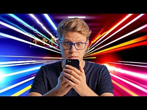 Rodei o React Native no meu iPhone de verdade (VEJA O QUE ACONTECEU) thumbnail