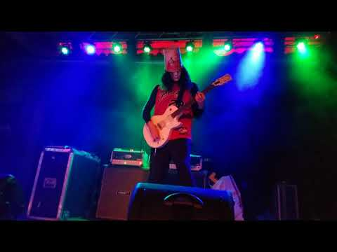 An Evening with Buckethead at Buffalo Iron Works, 4/3/18