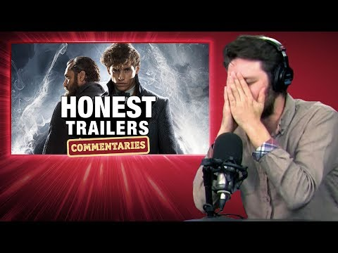 Honest Trailers Commentary - Fantastic Beasts: The Crimes of Grindelwald