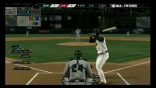MLB 10: The Show Uncut Gameplay Movie 3