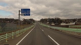 3x 猿投グリーンロード・八草IC→中山IC Sanage Green Road Motorway・Aichi